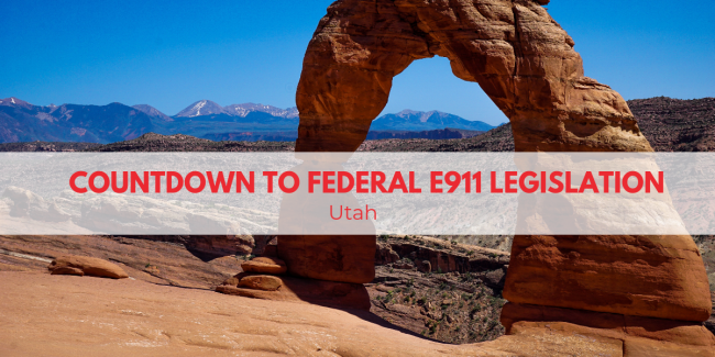 Countdown to Federal Legislation Utah