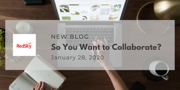 So You Want to Collaborate?
