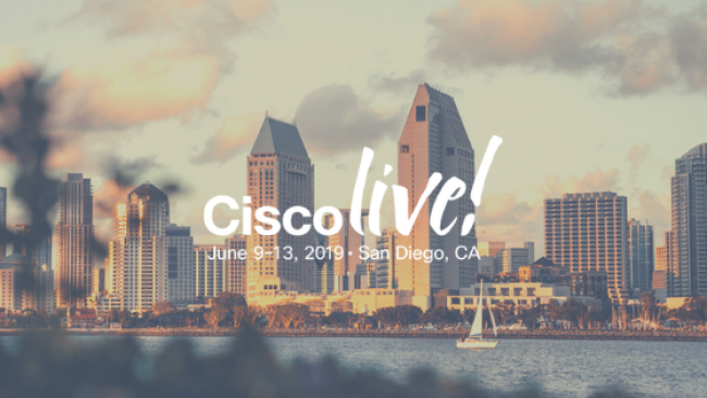 Cisco Live: RedSky at Collaboration Village Theater